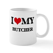 I love my Butcher Mugs
