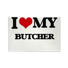 I love my Butcher Magnets