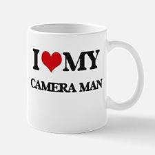 I love my Camera Man Mugs