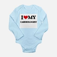 I love my Cardiologist Body Suit