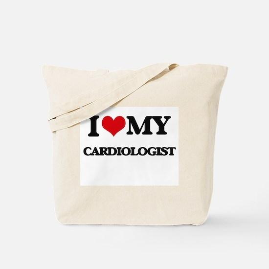 I love my Cardiologist Tote Bag