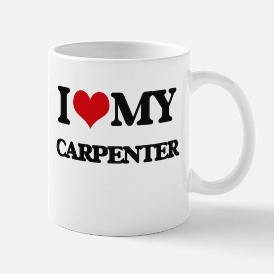 I love my Carpenter Mugs