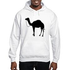 Camel Silhouette Hoodie