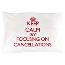 Cancellations Pillow Case