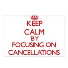 Cancellations Postcards (Package of 8)