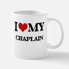 I love my Chaplain Mugs