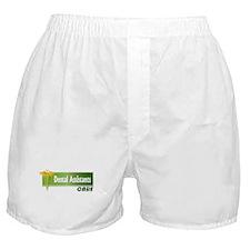 Dental Assistants Care Boxer Shorts