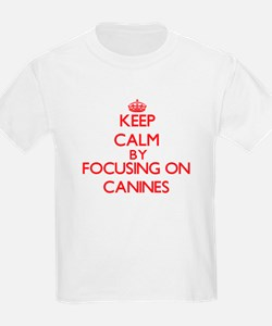 Canines T-Shirt