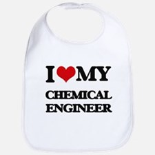 I love my Chemical Engineer Bib