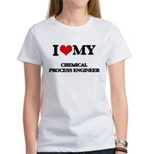 I love my Chemical Process Engineer T-Shirt