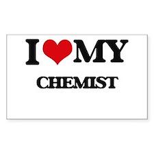 I love my Chemist Decal