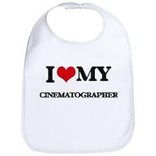 I love my Cinematographer Bib