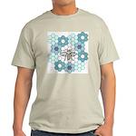 Honeybee & Flowers Light T-Shirt