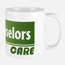 Counselors Care Mug