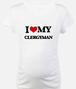 I love my Clergyman Shirt