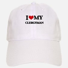 I love my Clergyman Cap