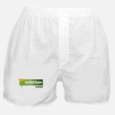 Colon/Rectal Surgeons Care Boxer Shorts