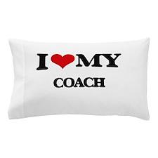I love my Coach Pillow Case