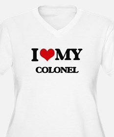 I love my Colonel Plus Size T-Shirt