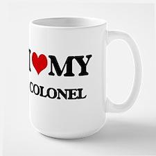 I love my Colonel Mugs