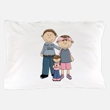 Someone I Love Is A Survivor Family Pillow Case
