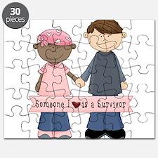 Someone I Love Is A Survivor Puzzle