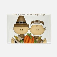 My First Thanksgiving Magnets
