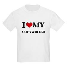 I love my Copywriter T-Shirt