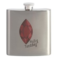 Ruby Tuesday Flask