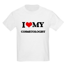I love my Cosmetologist T-Shirt