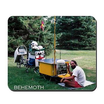 BEHEMOTH Mousepad