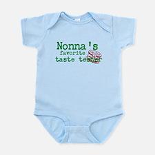 Nonna's favorite taste tester Body Suit