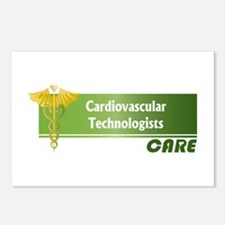 Cardiovascular Technologists Care Postcards (Packa