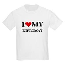 I love my Diplomat T-Shirt