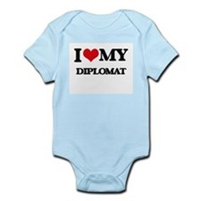 I love my Diplomat Body Suit