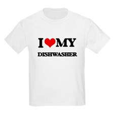 I love my Dishwasher T-Shirt