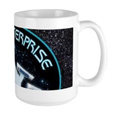 Star Trek Enterprise Mugs