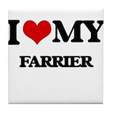 I love my Farrier Tile Coaster