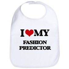 I love my Fashion Predictor Bib