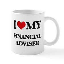 I love my Financial Adviser Mugs