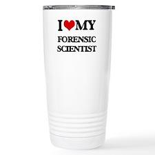I love my Forensic Scie Travel Mug