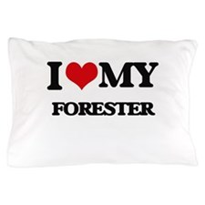 I love my Forester Pillow Case