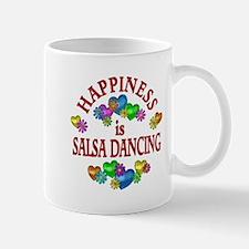 Happiness is Salsa Mug