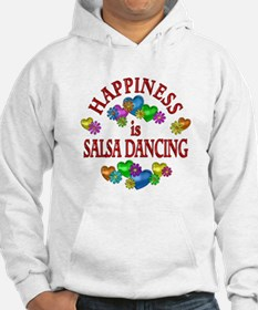 Happiness is Salsa Hoodie
