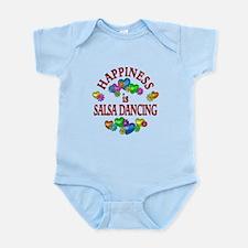 Happiness is Salsa Infant Bodysuit
