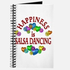 Happiness is Salsa Journal