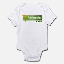 Acupuncturists Care Infant Bodysuit
