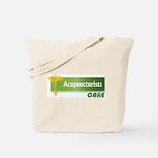 Acupuncturists Care Tote Bag