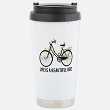 Life is a beautiful ride Travel Mug