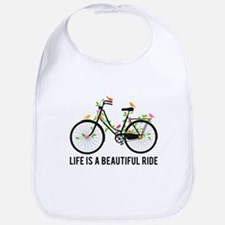 Life is a beautiful ride Bib